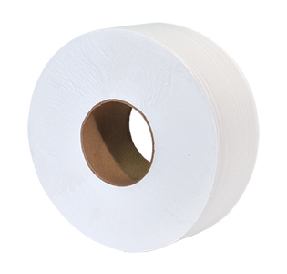 eVolv Elite 2 Ply Premium Jumbo Bathroom Tissue 1000'