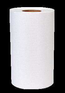 eVolv Elite White Roll Towel 205'