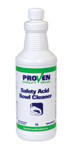 Proven Safety Acid Bowl Cleaner
