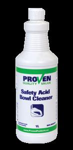 Proven Safety Acid Bowl Cleaner