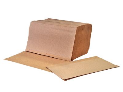 eVolv Natural Singlefold Towel 16/250