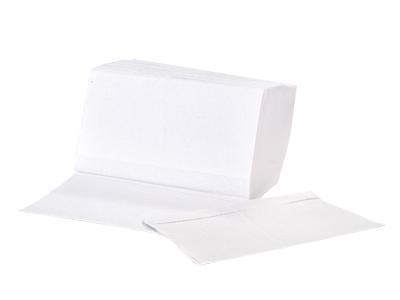 eVolv Elite White Singlefold Towel 16/250